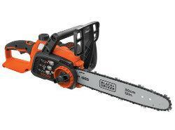 Black and Decker LCS 1240 40-Volt Cordless Chainsaw, 12-Inch