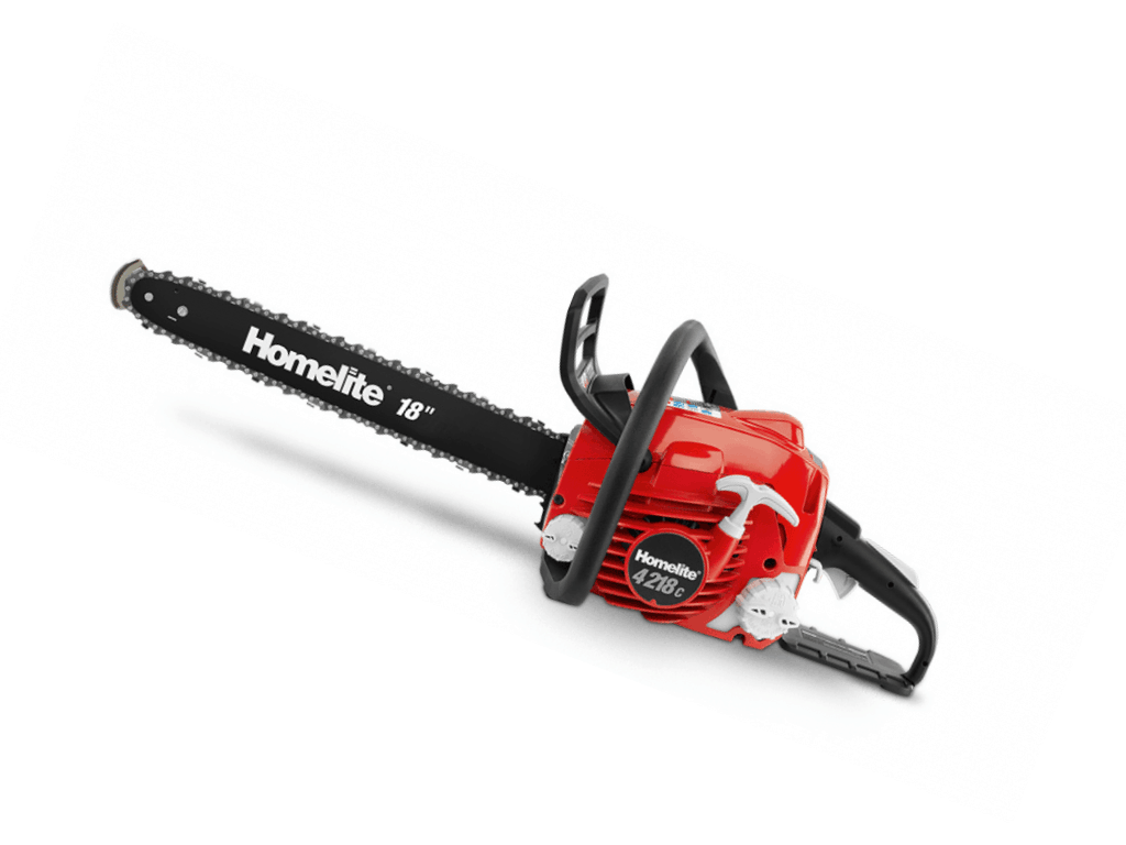 Homelite Chainsaw Review: An In-Depth Look At The 18-in Model