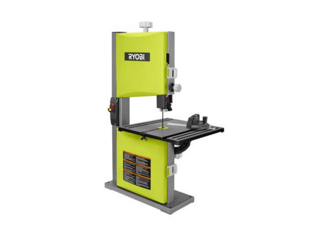 Ryobi Band Saw Featured