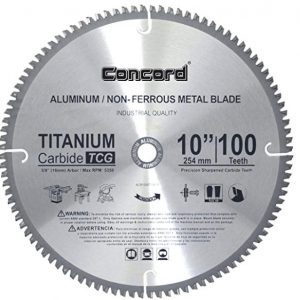 Best Circular Saw Blades For Cutting Aluminum 2020
