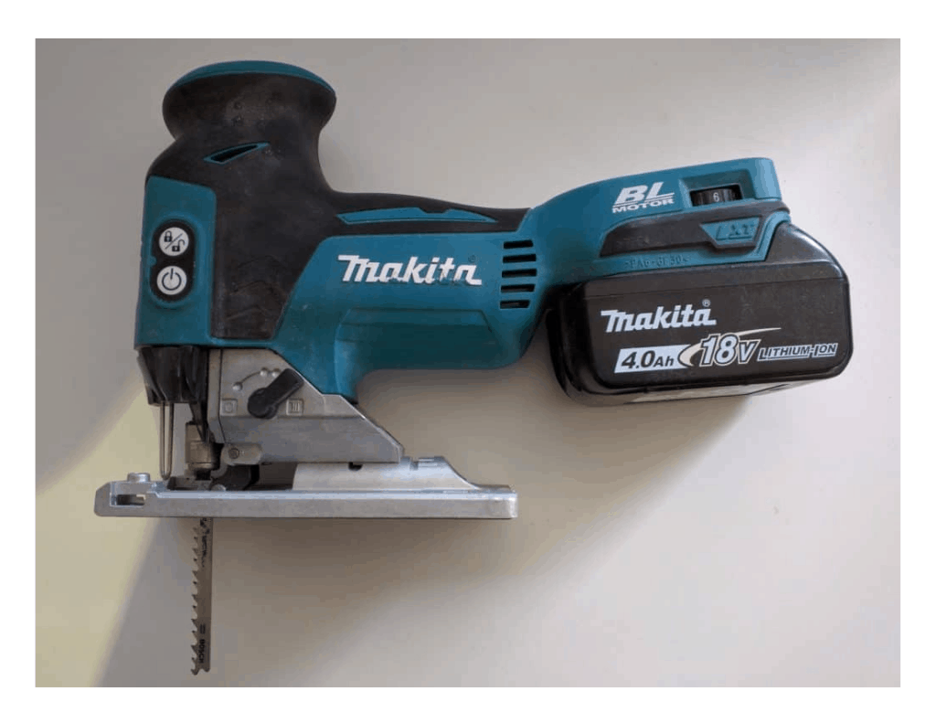 Cordless Jig Saw Featured
