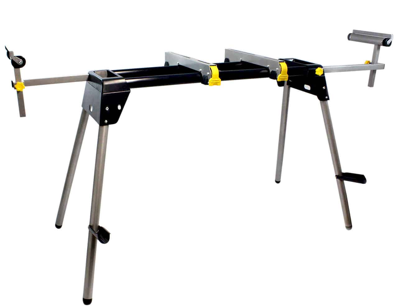 Keter Pro Series Folding Portable Work Table Miter Saw Stand